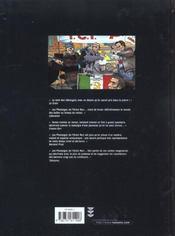 Les Phalanges De L'Ordre Noir - 4ème de couverture - Format classique