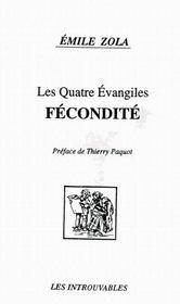Les Quatre Evangiles ; Fecondite - Intérieur - Format classique