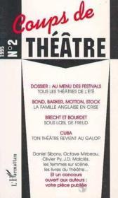 Coups De Theatre 2 - Couverture - Format classique
