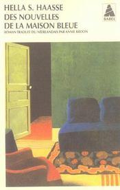 Des Nouvelles De La Maison Bleue - Intérieur - Format classique
