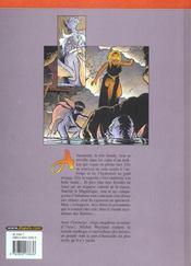 Aria t.25 ; Florineige - 4ème de couverture - Format classique