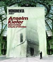 Anselm kiefer ; sternenfall ; chute d'étoiles - Couverture - Format classique