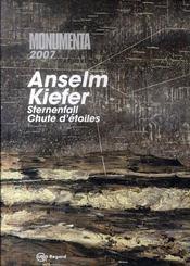 Anselm kiefer ; sternenfall ; chute d'étoiles - Intérieur - Format classique