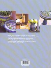 Mosaique (La) - 4ème de couverture - Format classique