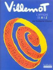 Villemot, l'affiche de a a z - Intérieur - Format classique
