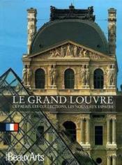 Grand louvre - Couverture - Format classique
