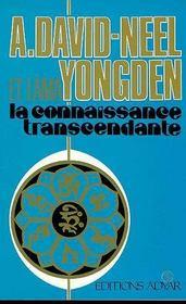 La Connaissance Transcendante - Intérieur - Format classique
