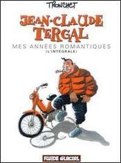 Jean-Claude Tergal ; Mes Annees Romantiques (Integrale) - Intérieur - Format classique