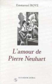 L'amour de Pierre Neuhart - Couverture - Format classique