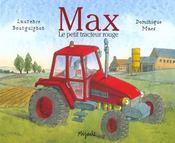 Max le petit tracteur rouge - Intérieur - Format classique