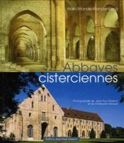 Abbayes cisterciennes - Couverture - Format classique
