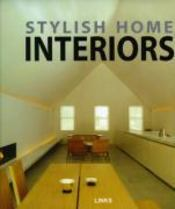 Stylish home interiors - Couverture - Format classique