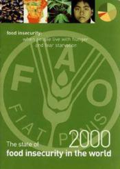 State of food insecurity in the world 2000 - Couverture - Format classique