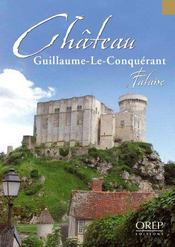 Vente livre :  Falaise ; castle William The Conqueror's birthplace  - C.Duchemin/B.Panozzo
