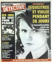 Nouveau Detective (Le) N°654 du 30/03/1995 - Couverture - Format classique