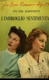 L'Imbroglio Sentimental. - Couverture - Format classique