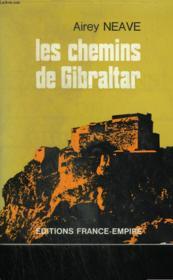 Les Chemins De Gibraltar. - Couverture - Format classique