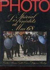 Photo N°128 - Special Les Inedits De Mai 68 - Couverture - Format classique