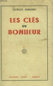 Les Cles Du Bonheur - Couverture - Format classique