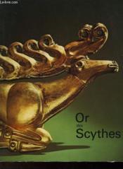 Or Des Sctyhes - Tresors Des Musees Sovietiques - Couverture - Format classique
