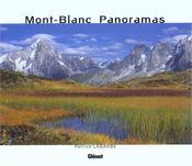 Panoramas Du Mont Blanc - Intérieur - Format classique