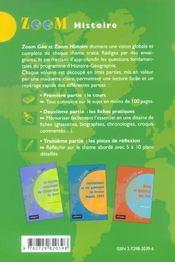 Colonisation Europeenne Et Systeme Colonial Du Milieu Du Xixe Siecle Aux Annees 1960 - 4ème de couverture - Format classique