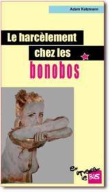 Le harcelement chez les bonobos - Couverture - Format classique
