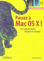Passez A Mac Os X Edition Tiger - Intérieur - Format classique