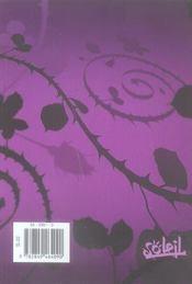 Rozen maiden t.2 - 4ème de couverture - Format classique