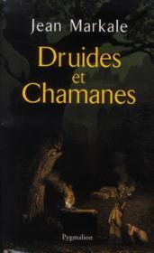Druides et chamanes - Couverture - Format classique