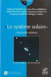 Système solaire - Intérieur - Format classique