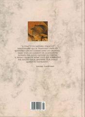 Murena t.1 ; la poupre et l'or - 4ème de couverture - Format classique