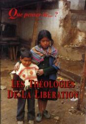 Les Theologies De La Liberation - Couverture - Format classique