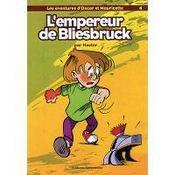 Les aventures d'Oscar et Mauricette t.4 ; l'empereur de Bliesbruck - Intérieur - Format classique