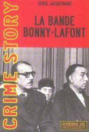 La Bande Bonny Lafont - Intérieur - Format classique