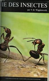 La Vie Des Insectes - Couverture - Format classique