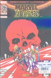 Vente livre :  Secret Wars : Marvel Zombies N.3  - Spurrier Robinson - Collectif