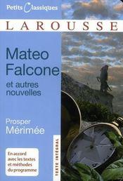 Mateo Falcone - Intérieur - Format classique