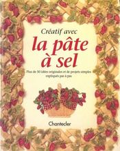 Creatif Avec La Pate A Sel - Intérieur - Format classique