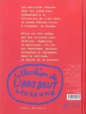 Bestioles d'art brut - 4ème de couverture - Format classique