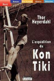 L'expédition du Kon Tiki - Couverture - Format classique