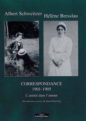 Correspondance tome 1 1901-1905 - Intérieur - Format classique