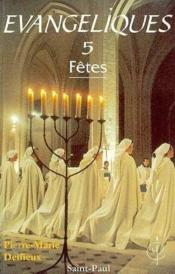 Evangeliques V - Couverture - Format classique