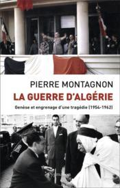 La guerre d'Algérie - Couverture - Format classique