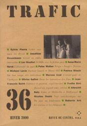 Revue Trafic N.36 - Couverture - Format classique