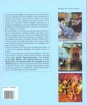 L'aube de l'impressionnisme - 4ème de couverture - Format classique