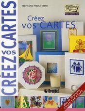 Créez vos cartes - Intérieur - Format classique