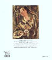École de Paris ; le groupe des quatre ; Aberdan ; Menkes ; Weingart et Weissberg - 4ème de couverture - Format classique