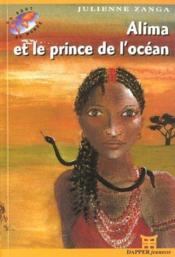 Alima Et Le Prince De L'Ocean - Couverture - Format classique