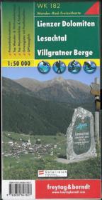 **Lienzer Dolomiten-Lesachtal - Couverture - Format classique